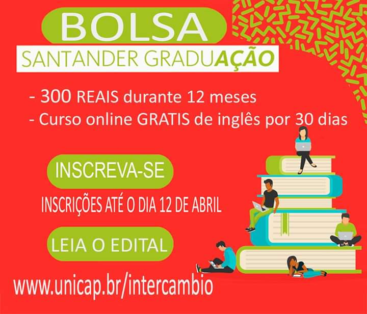 Bolsa Santander GraduAÇÃO
