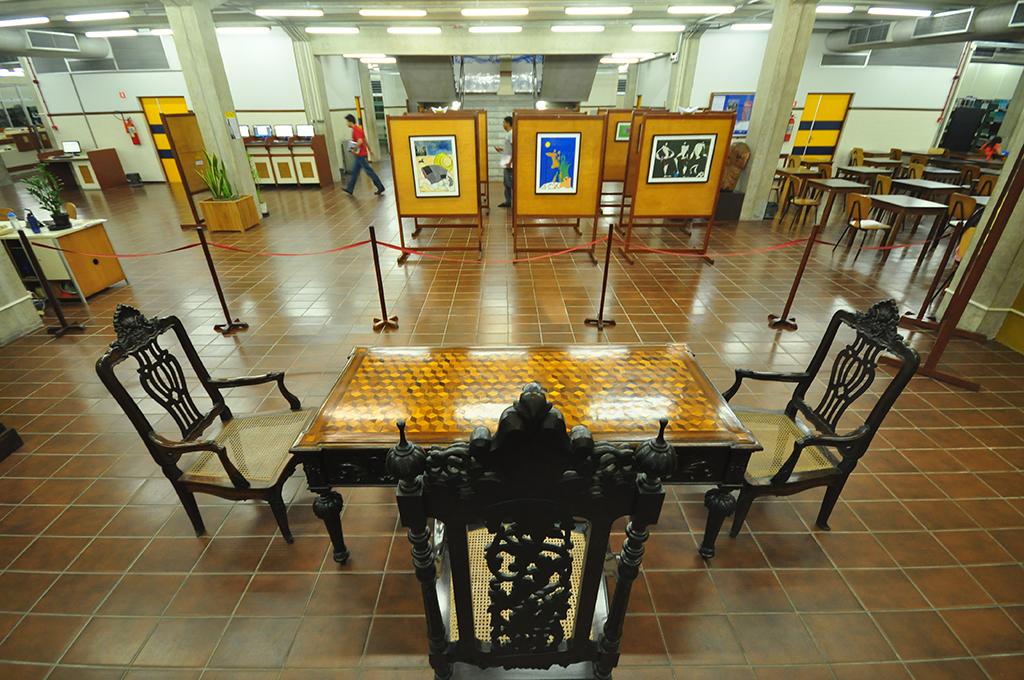 Hall para Exposições
