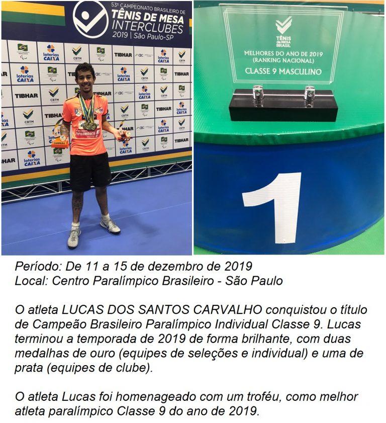 Campeonato Brasileiro de Tênis de Mesa