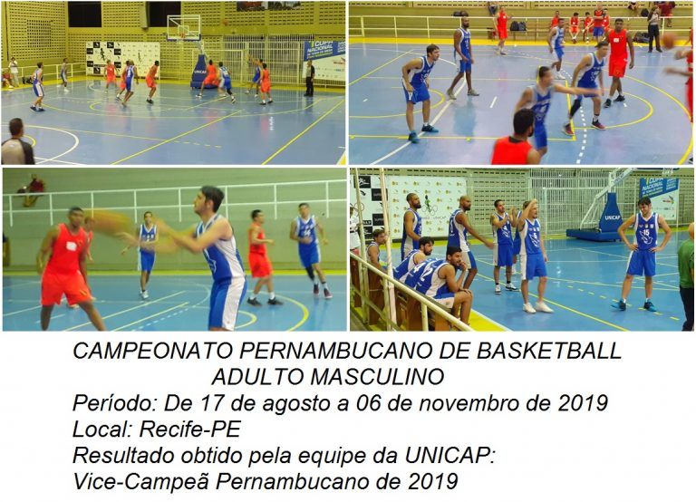 Campeonato Pernambucano Basketball