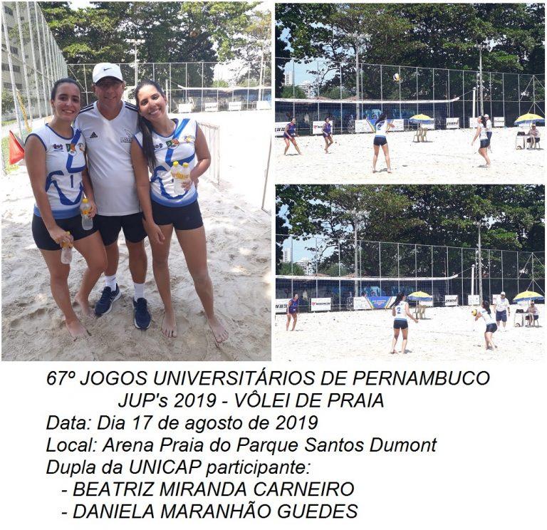 JUP's - Volei de Praia